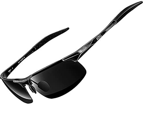 ATTCL Sunglasses for Men - Men's Sports...