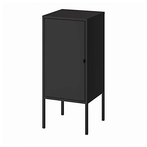 Armario IKEA LIXHULT 35x35 cm metal/antracita