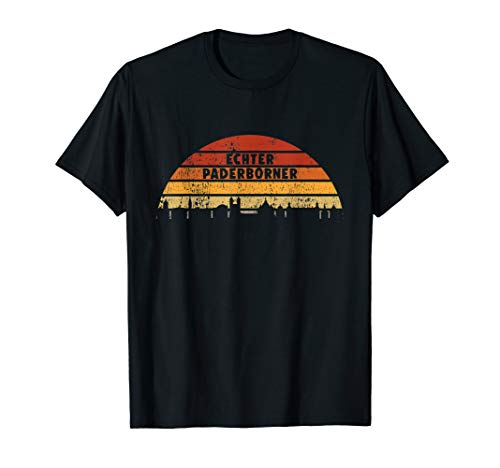 Vintage Echter Paderborner T-Shirt
