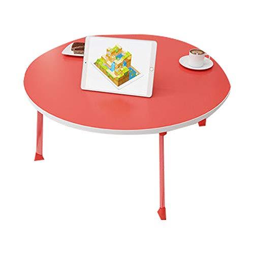 Xiao Jian Inklapbare tafel, voor laptop, kleine bedtafel met tafel, luier, collage, slaapkamer, kantoor, klaptafel, computer, huis, bed, met bureau, eenvoudig, bureau B