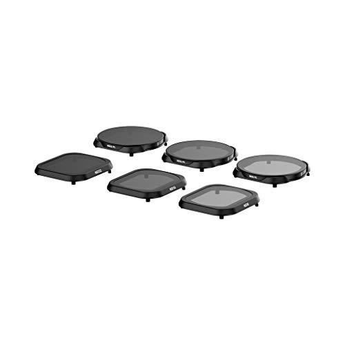 PolarPro Pack de 6 Filtres pour Drone DJI Mavic 2 Pro