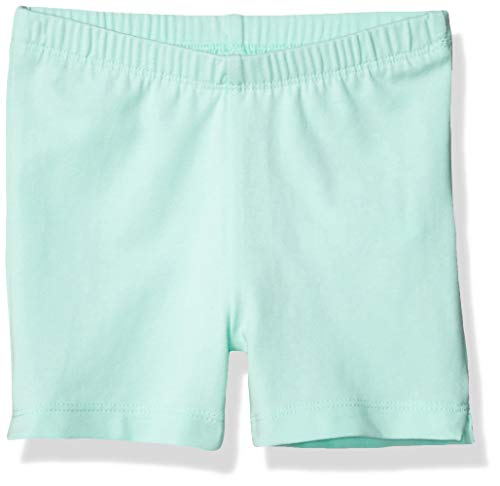 The Children's Place Girls' Big Novelty Solid Shorts, Mermaids Tale, XS (4)
