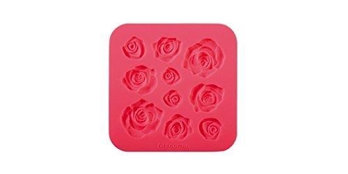 Tescoma Moules en Silicone DELÍCIA Deco, Roses