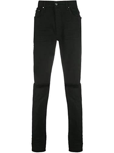 Amiri Luxury Fashion Herren Y0M01393SDBLACK Schwarz Baumwolle Jeans | Frühling Sommer 20