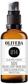 Oliveda B14 - SOS Olive Leaf Gel Protection - protective, repairing & gentle on skin irritations + antioxid...