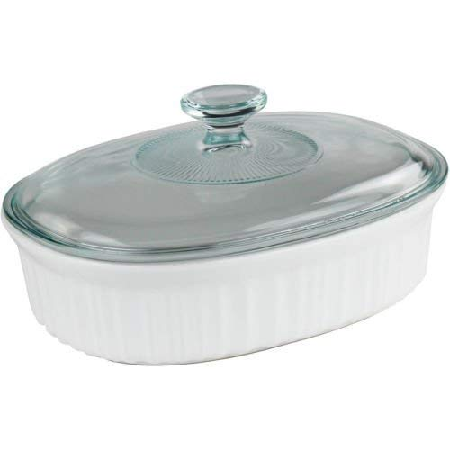 CorningWare French Wite 1.5 quart Oval