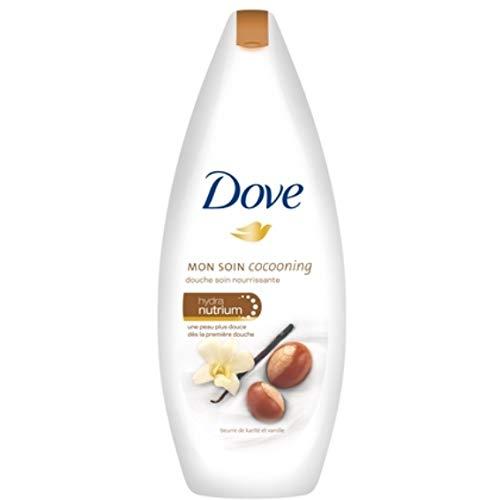 6er Pack - Dove Duschgel Damen - Shea Butter - 250 ml