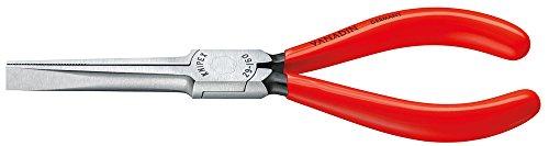 KNIPEX 29 11 160 (Telefonzange) schwarz atramentiert mit Kunststoff überzogen 160 mm