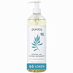 Puracy natural eco friendly laundry detergent