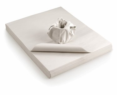 500 Sheets of White Packing Paper - Newspaper Offcuts 20' x 30'