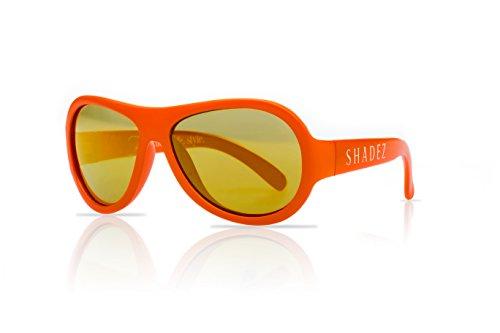 Shadez Lunettes de soleil Orange Junior 3-7 ans