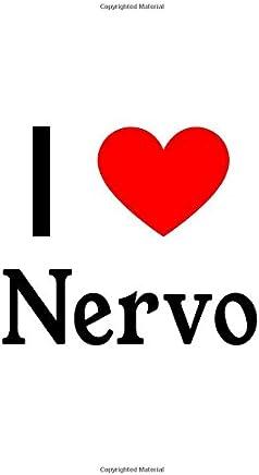 I Love Nervo: Nervo Designer Notebook
