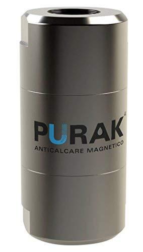 """PURAK, PATENTIERT Kalkschutz Magnetischer Anti Kalk Magnet 3/4\"""" Anschluss Zulaufschlauch, 100{236c7b5ce4a1359ca0df12bfc717eba6aacfc092ae29f4b9c10f5484538dbe6d} Made in Italy, Durchfluss 30 Lt/Min. Modell PK.3060-34"""