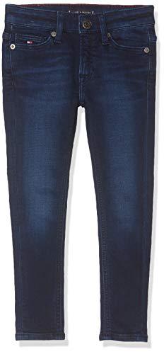 Tommy Hilfiger Simon Skinny Jobbst Jeans, (Denim 1a5), 92 para Niños