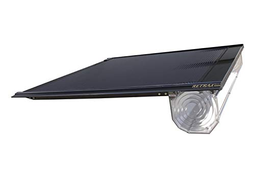 RetraxONE Retractable Truck Bed Tonneau Cover   10471   fits Chevy & GMC 5.8' Bed (14-18), 1500 Legacy/Limited (2019) & 2500/3500 (15-19) Wide RETRAX Rail