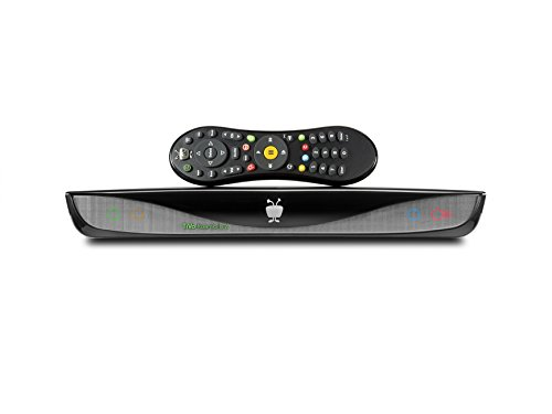 TiVo Roamio OTA 500 GB DVR and Streaming Media Player (2014 Model) - Works with HD Antenna