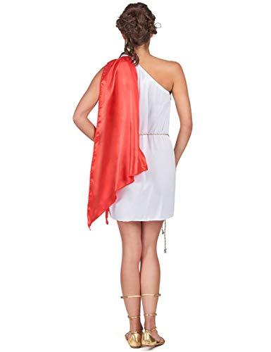Disfraz de diosa romana para mujer L: Amazon.es: Juguetes y juegos