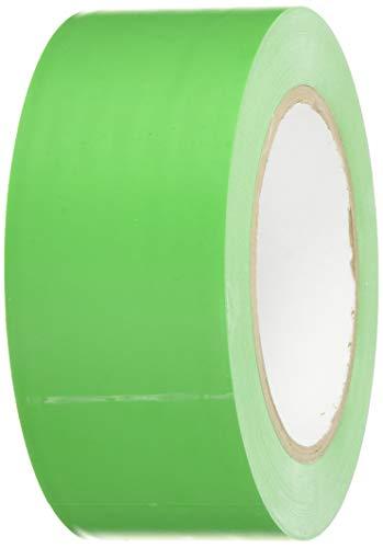 BONUS Eurotech 1BL23.43.0050/033A# PVC Bodenmarkierungsband, Klebstoff auf Kautschuk Basis, weich, Länge 33 m x Breite 50 mm x Dicke 0,17 mm, Grün