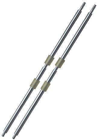 SLON 2PCS PA03630 Y210 PA03540 Y075 PA03540 Y078 PA03540 G078 Feed Roller Kit with Iron Shaft product image