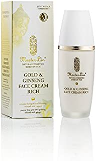 Master Lin Gold and Ginseng Face Cream Rich, 1er Pack (1 x 60 ml)