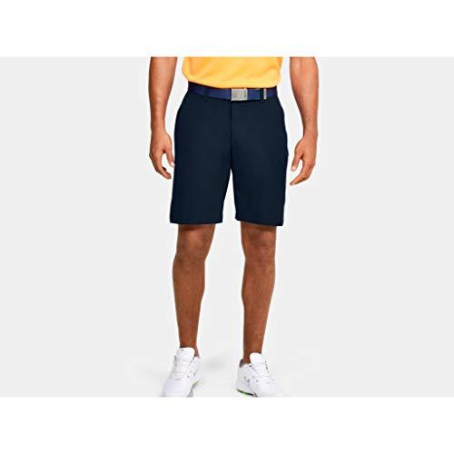 Under Armour UA Tech Short - Pantalones cortos para Hombre, Azul (Academy / Academy / Academy), 32
