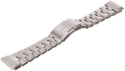 Garmin QuickFit 26 bandas de reloj – Pulsera de titanio con ventilación
