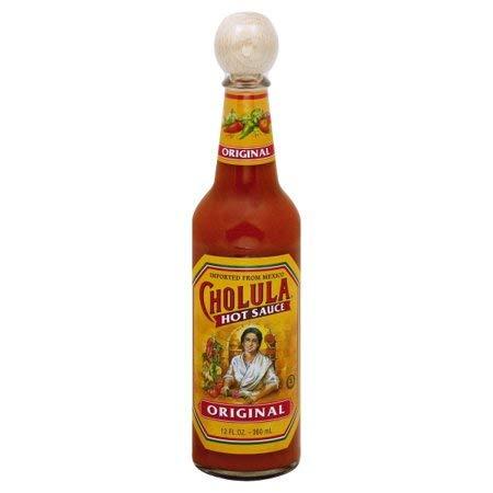 Cholula 12 fl oz Original Hot Sauce (4 Pack)