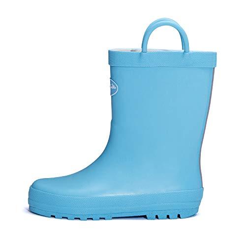 Baby Blue Rain Boots