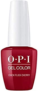 OPI GelColor Soak Off LED/UV Gel Nail Polish H02 Chick Flick Cherry 15ml
