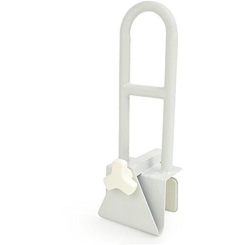 浴槽手すり (工具 工事 組み立て不要) 安心 安全 ワンタッチ取り付け 入浴介護 入浴介助 介護ケア用品