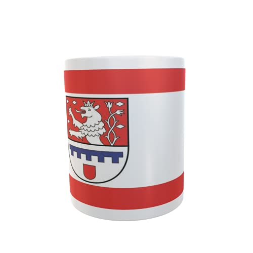 U24 Tasse Kaffeebecher Mug Cup Flagge Bedburg