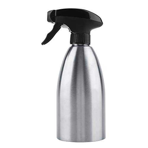 BBQ Cooking Spray Bottle-Stainless Steel portable barbecue oil sprayer, cooking tool for outdoor barbecue and frying in the kitchen