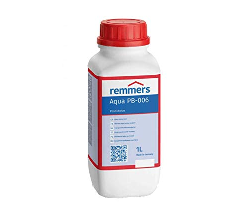 Remmers Aqua PB-006-Positivbeize 1 l (weiß P)