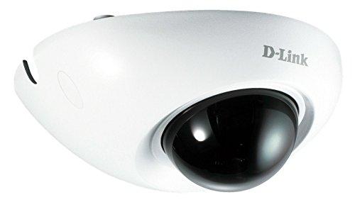 D-Link DCS-6210BS - Cámara de vigilancia (IP, Dome, Alámbrico, MicroSD, MicroSDHC) Color...