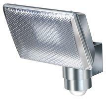 Brennenstuhl Power LED-Strahler / LED-Leuchte mit Aluminium-Gehäuse für außen und innen mit Bewegungsmelder (IP44 geschützt, stoßfest und drehbar)