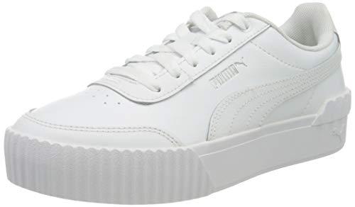 PUMA Damen Carina Lift TW Sneaker, Weiß Weiß, 40.5 EU
