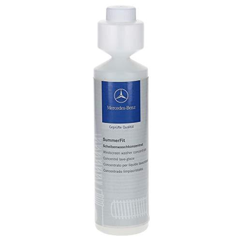 250ml Original Mercedes Benz Summerfit Scheibenwasch-Konzentrat I mit Spenderfunktion I für klare Sicht