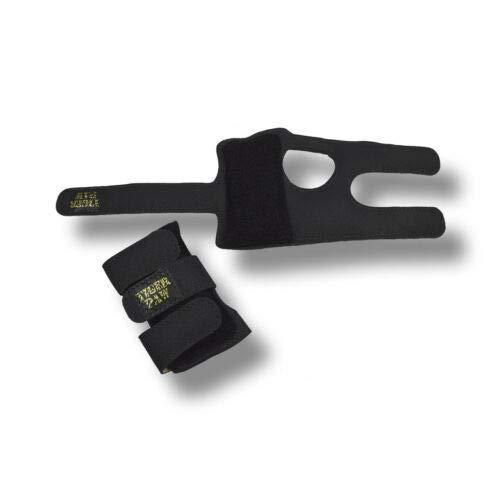 Tiger Paw Gymnastics Water Proof Wrist Wraps | Adjustable Wrist Support | Wrist Injury Prevention - Small