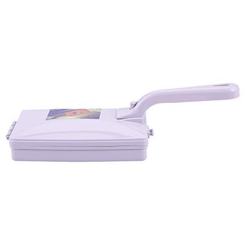 Kamenda 1 STueCK Kunststoff Hand Teppich Schutt Pinsel Sofa Teppich Pet Haarbuerste multifunktionale Staub Magnetbuerste Reinigungswerkzeuge