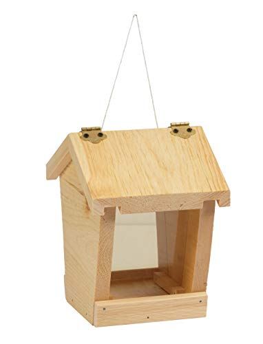 Hearthside Classics - Selbstgemachtes Vogelfutter-Set zum Selberbauen, alle Teile im Lieferumfang enthalten.