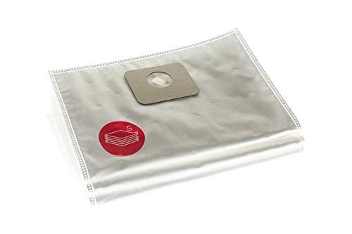 VACS 12 Stück Staubsaugerbeutel geeignet für HERKULES SR 20