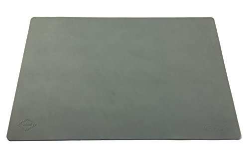 Supmat XL, Super Versatile Extra Large & Thick Silicone Mat, Counter Mat (1, Dark Gray)