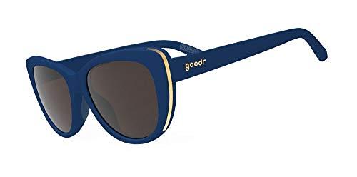 Goodr   The Runways   Mind the Wage Gap Wedge zonnebril, zwart