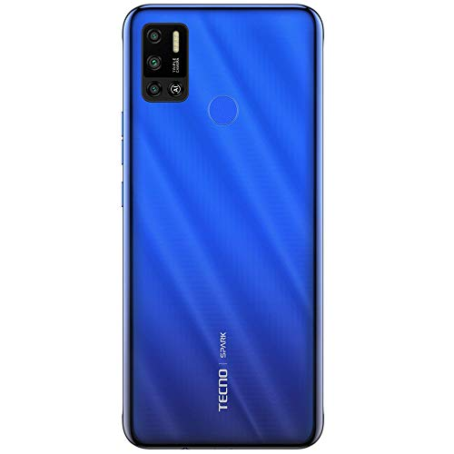 Tecno Spark 6 Air (Ocean Blue, 3GB RAM, 32GB Storage)