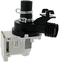 Ximoon 154580301 Dishwasher Water Drain Pump Motor for Electrolux Frigidaire AP4019644 PS1765174 1257094