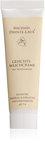 Michael Droste-Laux Naturkosmetik basische Gesichtswaschcreme, 50 ml