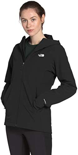The North Face Women s Shelbe Raschel Hoodie TNF Black L product image