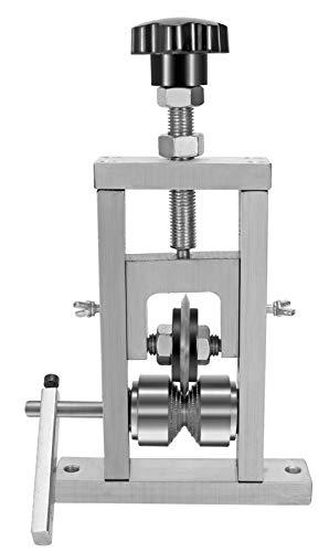 Mxmoonant maquina pelar cable 3/64-3/16 pulgadas Manivela Peladora de alambre de cobre Peladora de chatarra Máquina peladora de alambre de cobre