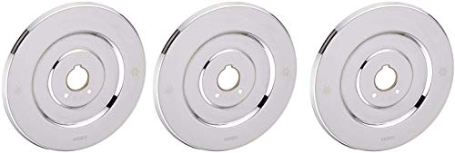 Lowest Price! Moen 16090 Chateau Collection Replacement Escutcheon for One-Handle Tub and Shower Fau...