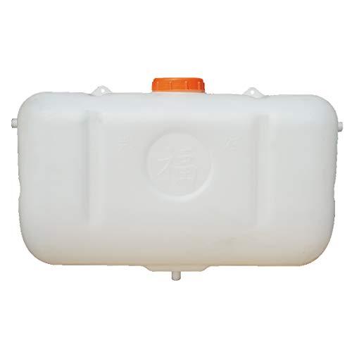 MNSSRN Tanque de Almacenamiento de Agua de plástico de Pared, Cubo de Almacenamiento de Emergencia para el Tanque de Almacenamiento de Agua, ácido y Cubo Resistente al alcalino